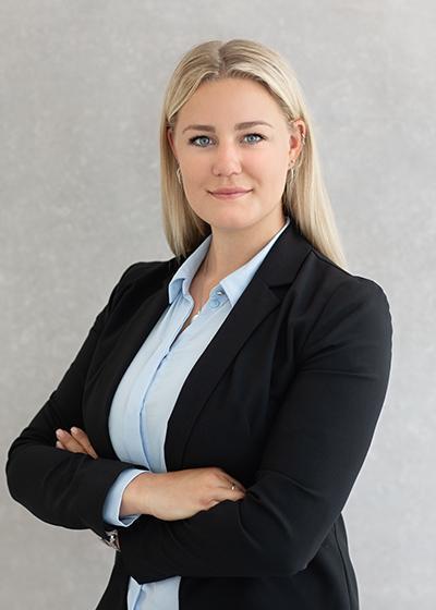 Medarbejderportræt af Frederikke Simonsen fra Acubiz
