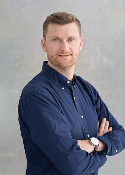 Medarbejderportræt af Martin Sønderholm Eriksen fra Acubiz
