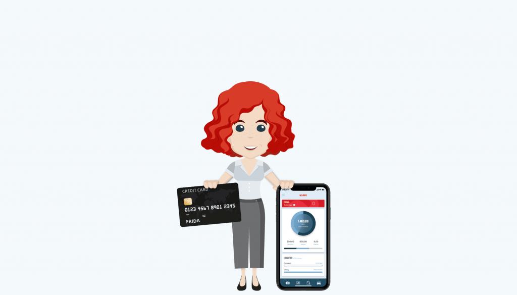 Luottokortit ja acubiz