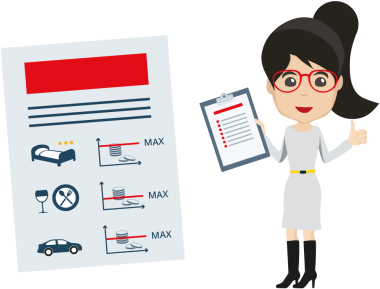 Service Illustration: Company Policy Manager